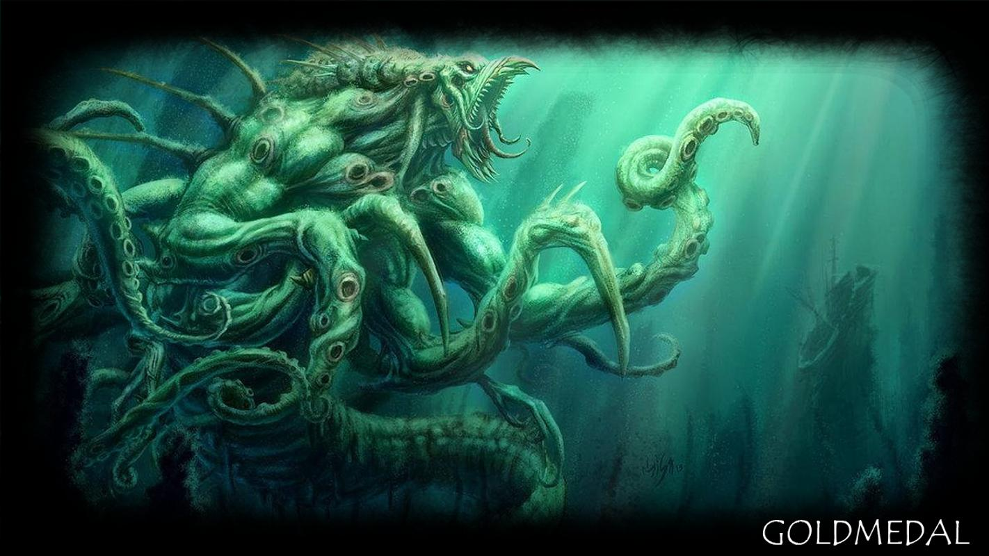 Kraken monster wallpaper apk download free personalization app for kraken monster wallpaper apk screenshot voltagebd Images
