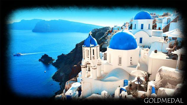 Santorini Wallpaper screenshot 3