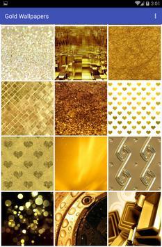 Gold Wallpapers apk screenshot