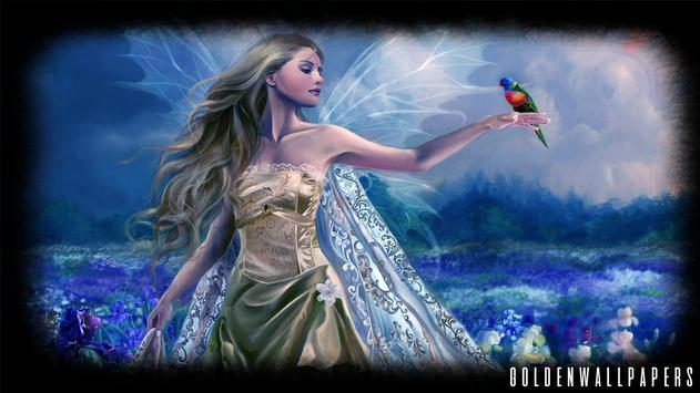Angel Wallpaper poster