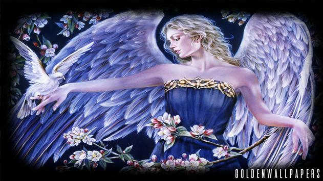 Angel Wallpaper apk screenshot