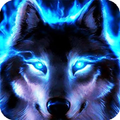Wolf Eyes Wallpaper icon