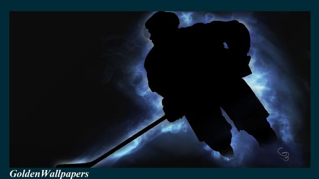 Hockey Wallpaper Poster Apk Screenshot