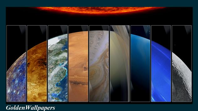 Solar System Wallpaper apk screenshot