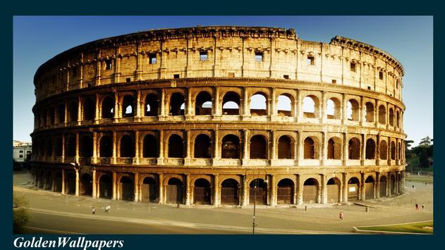 Rome Wallpaper apk screenshot