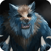 Werewolf Live Wallpaper Magic icon