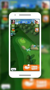 Tips of GOLF CLASH Game poster