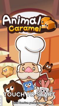 Animal Caramel!! poster