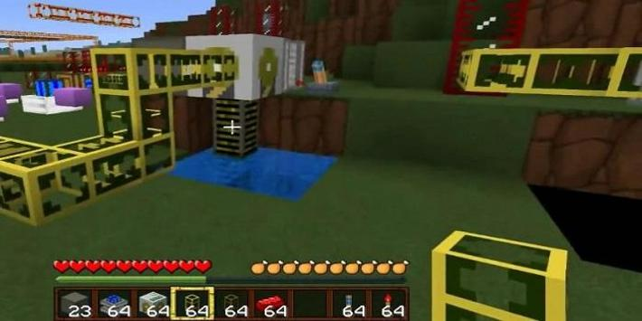 BuildCraft-Mod for Minecraft PE screenshot 1
