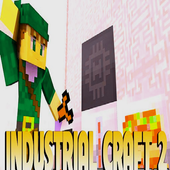 Industrial Craft mod for Minecraft PE icon