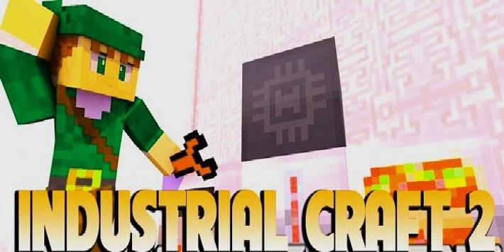 Industrial Craft mod for Minecraft PE screenshot 1