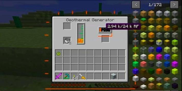 Industrial Craft mod for Minecraft PE screenshot 2