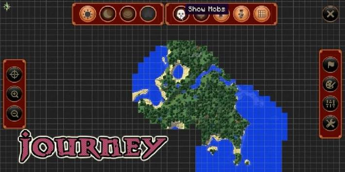 Android 用の Journey Map for Minecraft APK をダウンロード