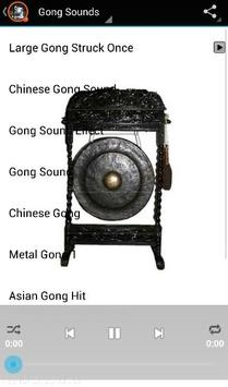 Gong Sounds apk screenshot