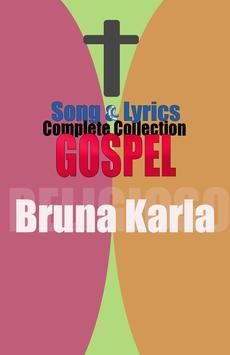 Gospel Bruna Karla Quando Eu Chorar poster