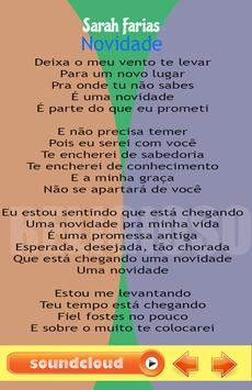 Music Gospel Religioso Brazil apk screenshot