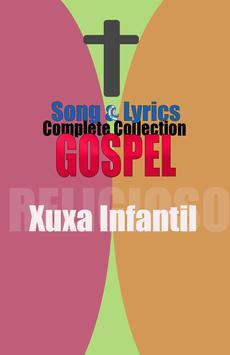 Gospel Xuxa Infantil poster