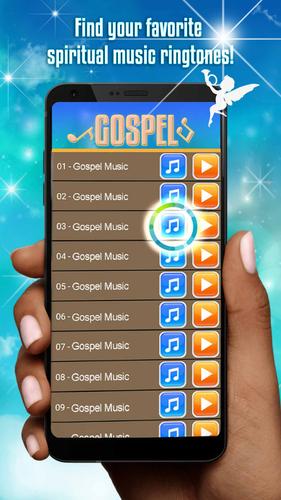 free gospel ringtones sent to your phone
