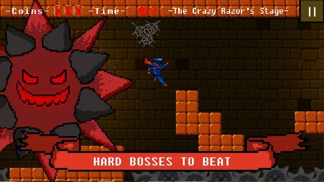 Scarf Knight Free Edition screenshot 2