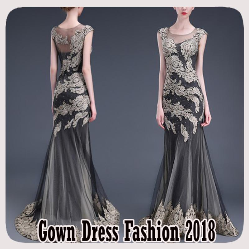 5ed8198493c92 Gown Dress Fashion 2018 for Android - APK Download