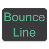 Bounce Line icon