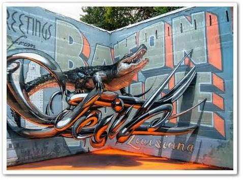 Graffiti 3D Design Popular apk screenshot