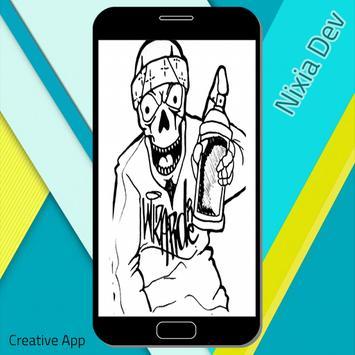 Graffiti Character apk screenshot