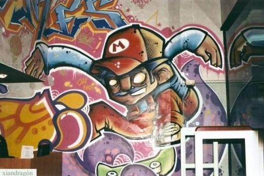 Graffiti Character screenshot 6