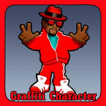 Graffiti Character screenshot 9