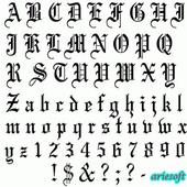 Graffiti Alphabet icon