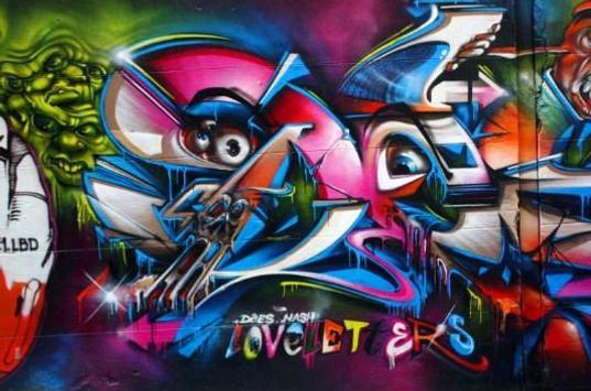 Graffiti Art screenshot 4