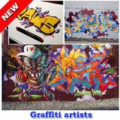 Graffiti Artists icon