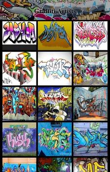 Graffiti Artists apk screenshot