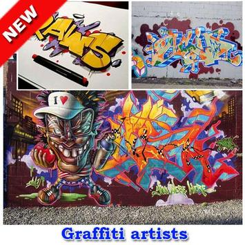 Graffiti Artists poster