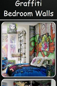 Graffiti Bedroom Walls poster