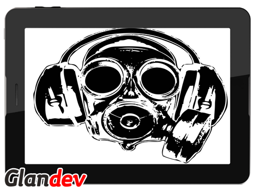 Graffiti gas mask screenshot 3