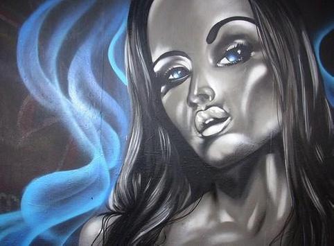 Graffiti Girls apk screenshot