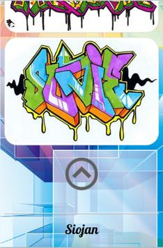 Graffiti Design screenshot 2