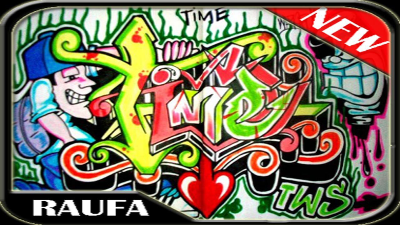 Graffiti design art screenshot 6