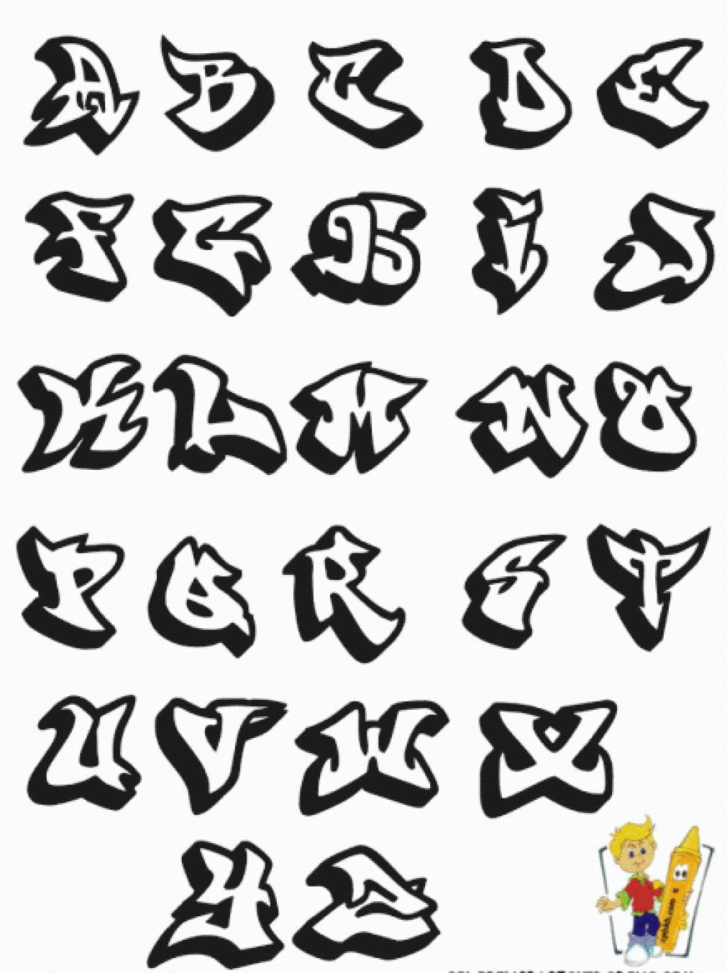 Graffiti Letters A-Z for Android - APK Download