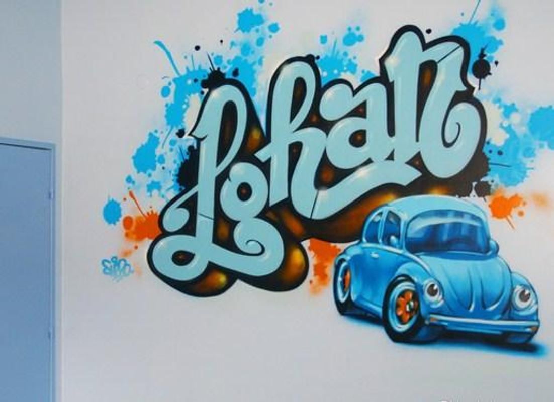 Graffiti Art Nama