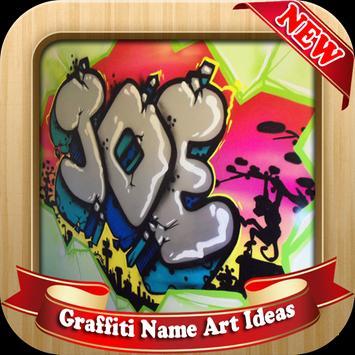 Graffiti Name Art Ideas poster