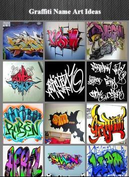 Graffiti Name Art Ideas screenshot 1