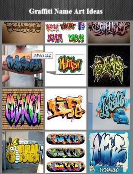 Graffiti Name Art Ideas screenshot 2