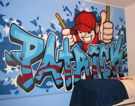 Graffiti Name Design apk screenshot