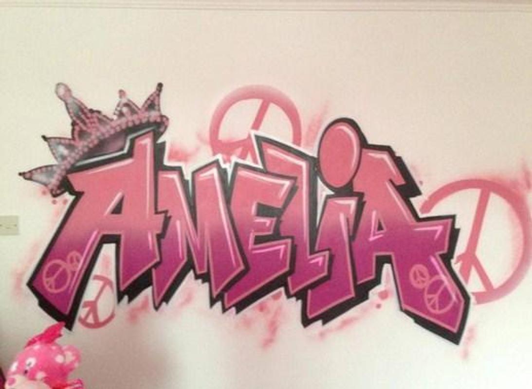 Graffiti Name Design Fur Android Apk Herunterladen