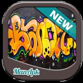 Graffiti Name Design icon