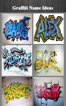 Graffiti Name Ideas screenshot 3