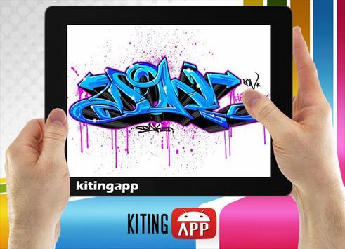 Graffiti Name Ideas screenshot 3