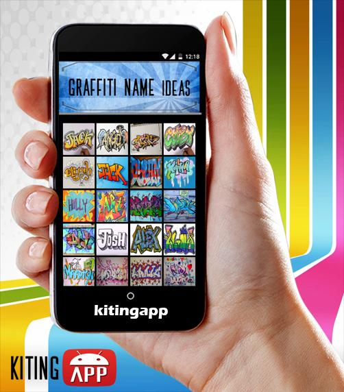 Graffiti Name Ideas for Android - APK Download